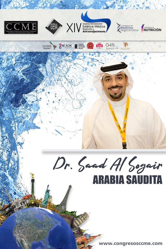 Dr. Saad Sami Al Sogair